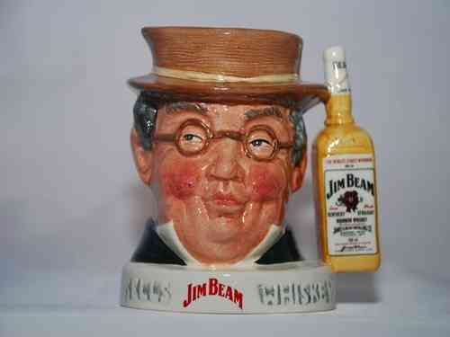 MR. PICKWICK Var. 7 Liquor Jug